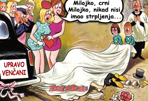Milojko, crni Milojko