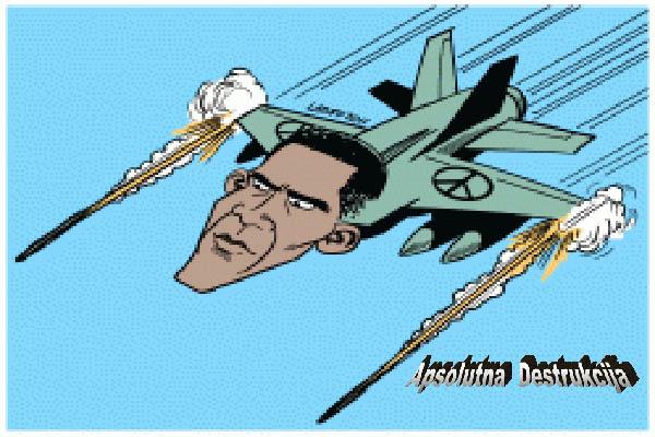 Obama uvodi Demokratiju u Jemen