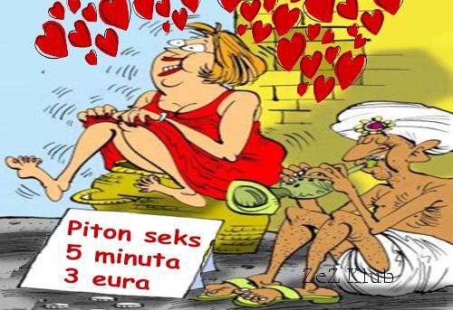 Piton seks