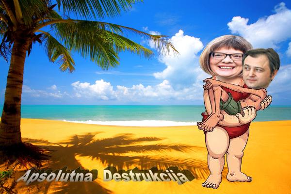 Maja Gojković - Kuba - Švaleracija