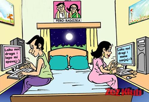 Noćkanje pred spavanje - Neprocenjivo - crtane slike