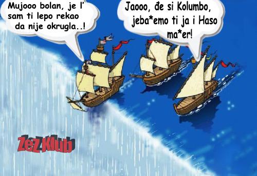 Mujo i Haso na pučini @ crtane slike - humor u stripu