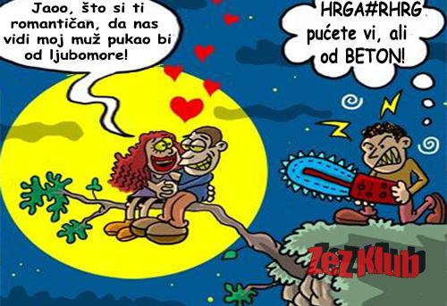 Crtane slike - humor u stripu