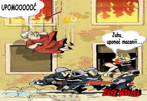 Prioritet je prioritet @ crtane slike - humor u stripu